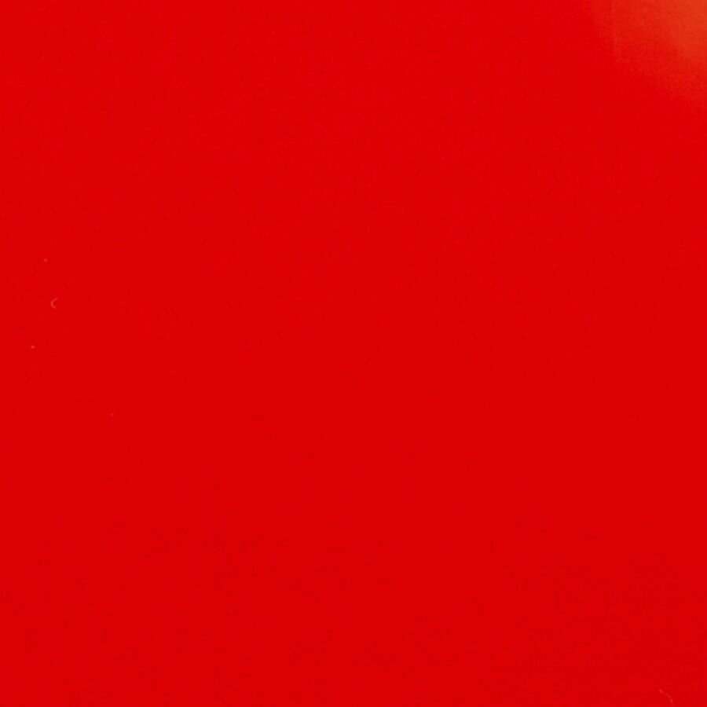 GBC Einbanddeckel ClearView PVC rot 200my 100 Stück