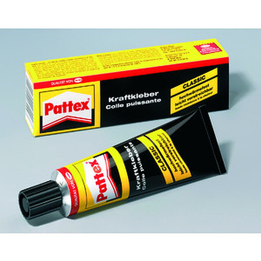 Pattex Klebstoff Tube Kontaktkleber Kraft 50 g WA34