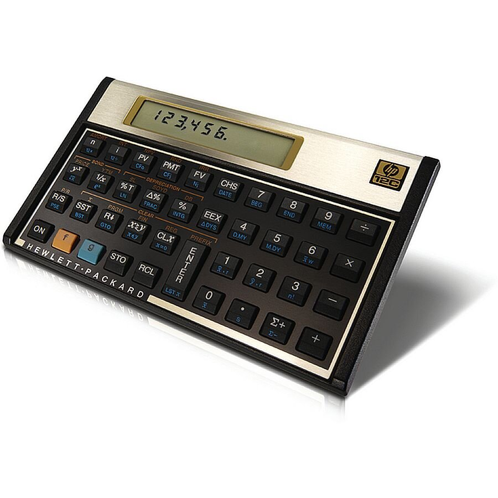 hp Taschenrechner RPN+algebraisch Finanzrechner F2232A