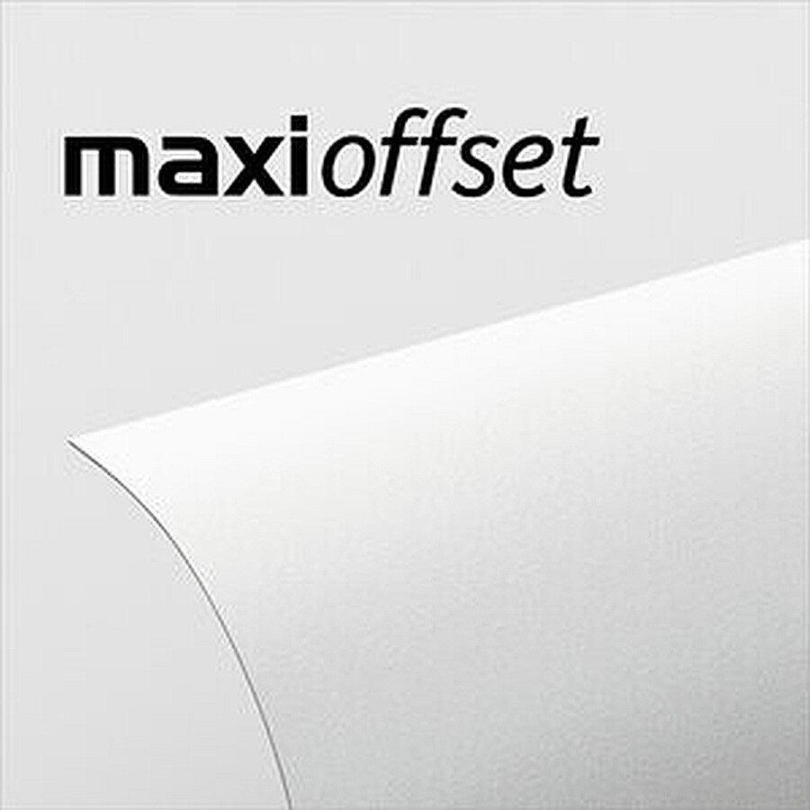 Igepa Papier MaxiOffset holzfrei weiß A5 120 g 1000 Blatt
