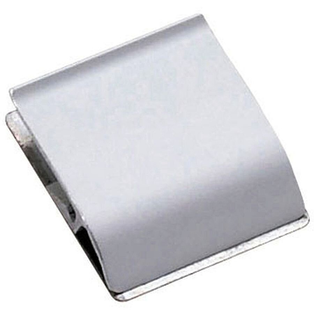 Maul Klemmleiste Aluminium silber 4x3,5cm sk