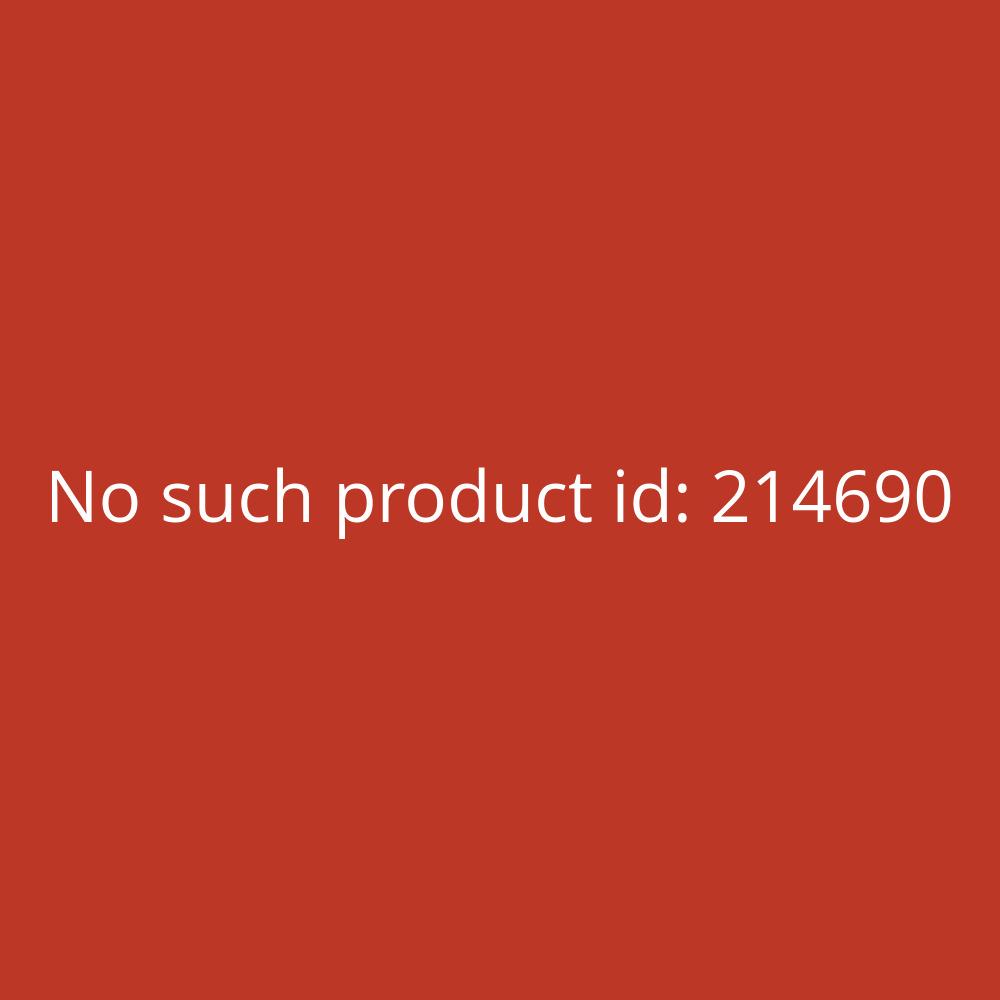 Staples Ordner A4 80 mm mit farbigem Rücken grau