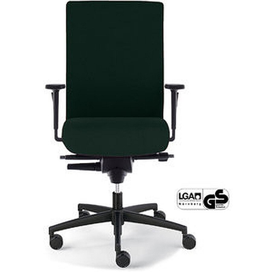 Dauphin Bürostuhl Sim-O schwarz