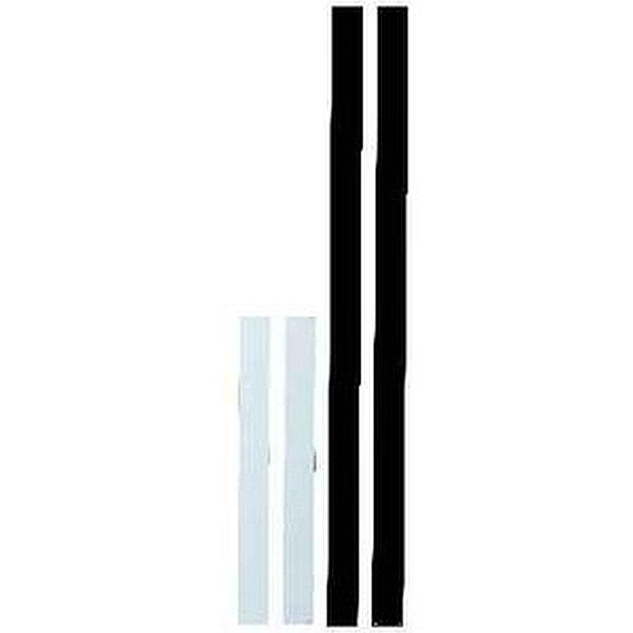 Alco Magnetschienen 690 selbstklebend l weiß 500x50 mm