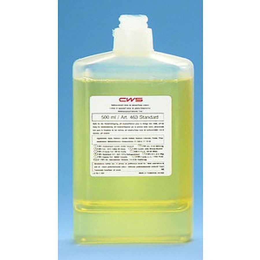 Seifencreme Typ 463 für CWS 405 gelb Karton mit 12 Flaschen je 0,5l Zitrusduft