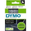 Dymo D1-Band für LabelPOINT/-MANAGER transparent 12mm x...