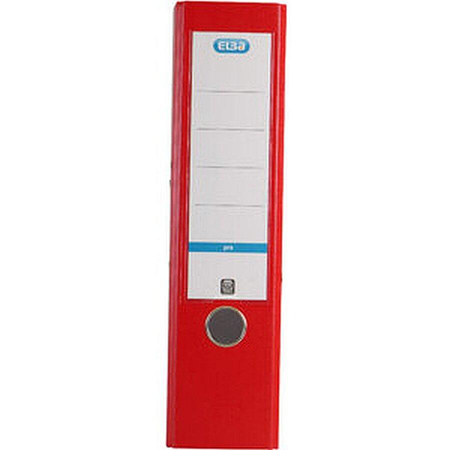 Ordner ELBA smart rot A4 80 mm PP/Papier